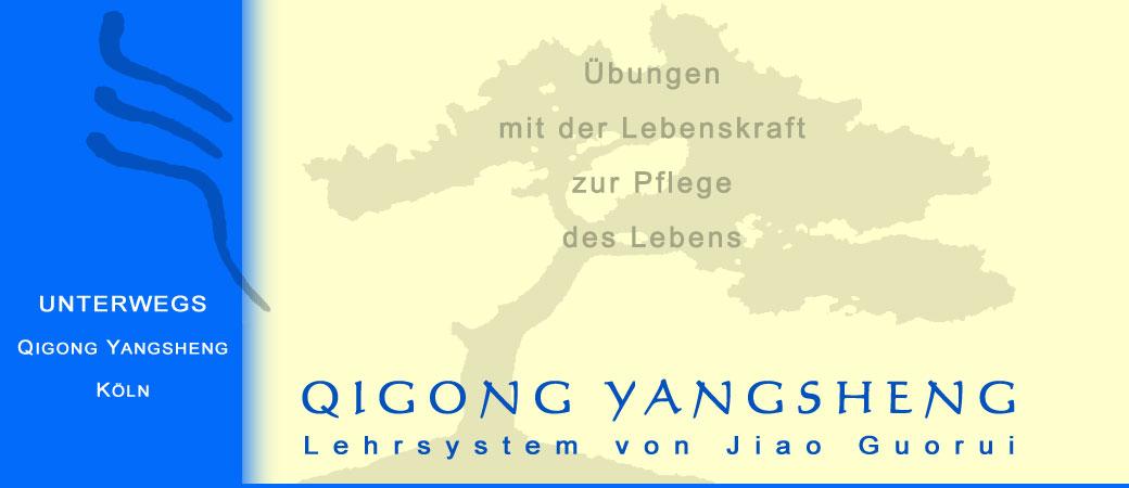 Qigong Yangsheng Köln - Gesellschaft für Qigong Yangsheng Köln